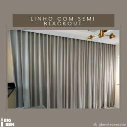Título do anúncio: Linho com semi blackout 02