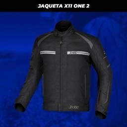 Título do anúncio: Jaqueta x11 motociclista