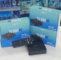 Transforme sua tv comum em uma smart, nOvo
