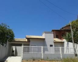 Linda Casa em Barra Velha Averbada 350Mts do Mar 03 Dormitórios Aceito Carro no Negócio