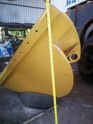 Concha Trapezoidal para Escavadeira Hidráulica