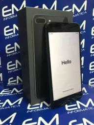 Apple Iphone 8 Plus Black 64gb - Aceito seu iphone na troca - Garantia - Loja Niterói