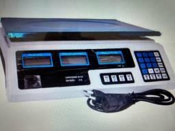 Balança Eletrônica Digital / pesa até 40 kg