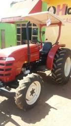 Trator Yanmar 1155, 4x4, Ano 2009