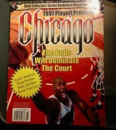 796d14f9ff Pacote de 3 revistas especiais sobre Michael Jordan e Chicago Bulls