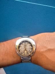 Relógio kamy automático raro