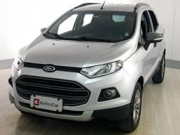 Ford EcoSport FREESTYLE 1.6 16V Flex 5p Aut. - Prata - 2016 - 2016