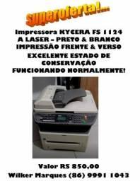 Impressora Kyocera fs 1124