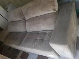 Vendo sofá Retratil em Bom estado $550