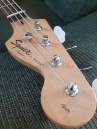 Contra Baixo Squier Fender affinity Precision