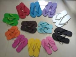 Fabricamos chinelos