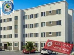 ARV135- Apartamento 01 Qrto P.N.E + Elevador + Vaga P.N.E