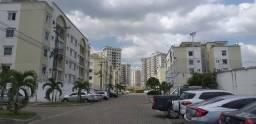 TURIM .Ponta Negra. 2 QTS s/1 suíte com armários e ar