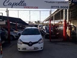 Renault clio Expression 2014 4p - 2014