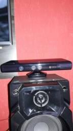 Vendo um Kinect do Xbox 360 zerado comprado mais não foi usado