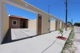 Conjunto de 8 casas planas em Maracanaú no valor de R$ 160.000. Imperdível