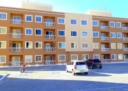 Apartamento com 2 dormitórios à venda, 54 m² por R$ 200.000,00 - Centro - Eusébio/CE
