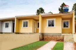 Casa com 2 dormitórios à venda, 54 m² por R$ 175.000,00 - Campestre - São Leopoldo/RS