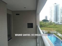 Key Biscayne, Morada do Sol / Adrianopólis, 98m², três dormitórios