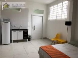 Kitchenette/conjugado para alugar com 1 dormitórios em Mirandópolis, São paulo cod:30640