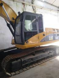 Trator Escavadeira CAT Caterpillar 320C ano 2007