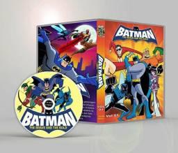 Batman Os Bravos e Destemidos Completo