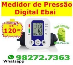 Monitor De Pressao De Braço Digital
