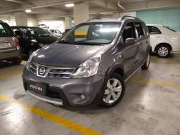 LIVINA 2011/2012 1.8 SL X-GEAR 16V FLEX 4P AUTOMÁTICO - 2012