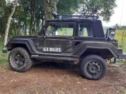 Jipe Gurgel X12 para vender rápido