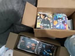 Coleção de Dvd's Diversos!!!