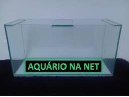 Aquario 200 L 100x40x50 em 8mm laminado somente SP