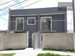 F- SO0475 Excelente Sobrado 2 dor à venda, 67 m² por R$ 167.000 Fazendinha Curitiba/PR