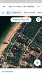 Terreno em São José do Buriti na represa de Três Marias
