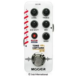 Pedal Tone Capture Gtr Mooer M701 C/ Garantia - Lançamento