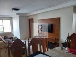 Apartamento com 3 dormitórios para alugar, 120 m² por R$ 1.200,00/mês - Higienópolis - São