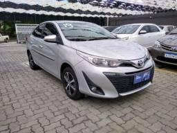 Toyota Yaris XLS 1.5 Com Teto Automatico 2019 GNV