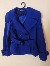 Título do anúncio: Casaco Azul Royal