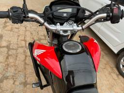 Título do anúncio: MOTO HONDA BROSS NXR/160 ESD