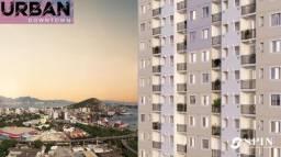 Lançamento do Urban Downtown  em Niterói apartamentos de 1 e 2 quartos