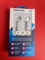 Título do anúncio: fone de ouvido bluetooth i2go urban go NOVO