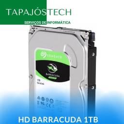 HD Seagate Barracuda 1TB