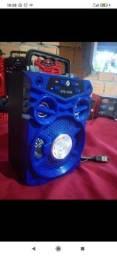 Caixa de som Bluetooth alta e potente