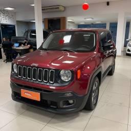 Título do anúncio: Jeep Renegade Sport 1.8 Vermelho