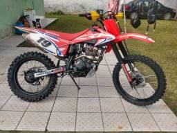 CRF 230 ano 2012 preparada