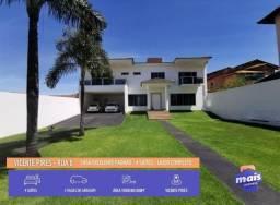 Casa excelente Padrão, 4 Suítes, Lazer completo - Lote 800m² - Rua 6 - Vicente Pires!