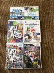 Jogos do Wii