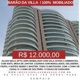 Condominio B.A.R.Ã.O-DA-V.I.L.L.A