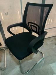 Título do anúncio: Cadeiras para atendimento de escritório