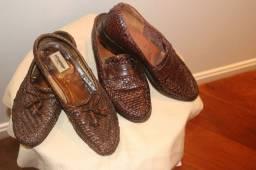 2 sapatos Masculinos Tam 42