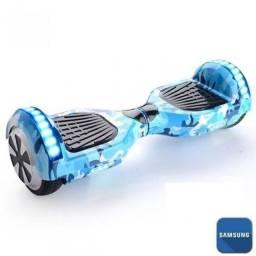 Hoverboard Skate Elétrico Leds Bluetooth